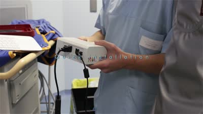 TedCas Powered by Leap Motion During Live Orthopaedic and Trauma Surgery in Verona