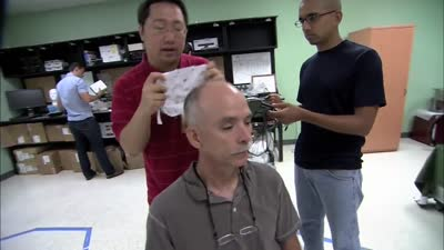 Brain-Controlled Exoskeleton Making Strides