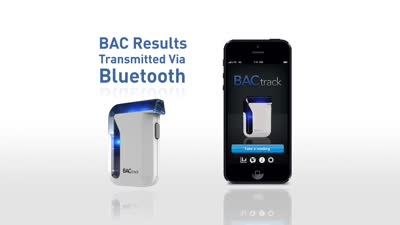 BACtrack Mobile - The Most Accurate Smartphone Breathalyzer for iPhone and Android
