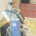 Sabina, new domestic service robot
