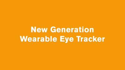 Tobii Glasses 2 – A New Generation Wearable Eye Tracker
