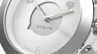 COGITO FIT - The Beautifully Connected Watch