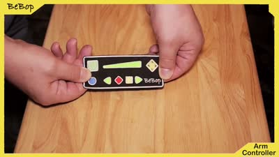 BeBop: Arm Controller