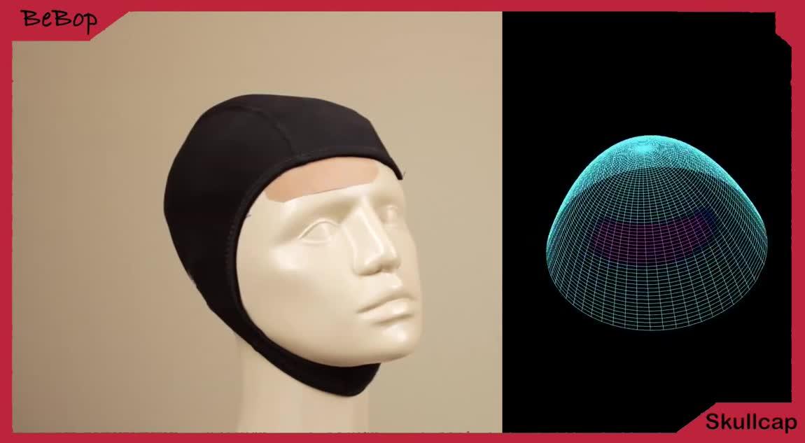 BeBop: Skullcap Sensor