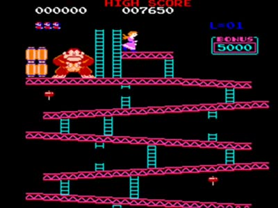 Donkey Kong (Original)
