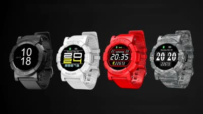 Omate Racer Smart Watch Review