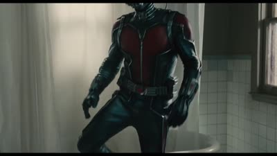 Ant-Man: Bathtub