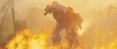 Iron Man - Iron Monger Repulsors