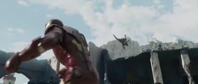 Iron Man - Repulsors and HUD Targeting