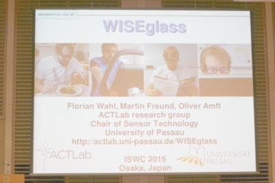 WISEglass: Multi-purpose Context-aware Smart Eyeglasses