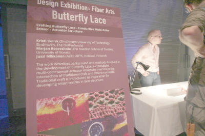 Design Exhibition: Fiber Arts | Butterfly Lace