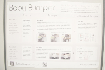 BabyBumper: Protector / Communication Wearable Device For Pregnant Women