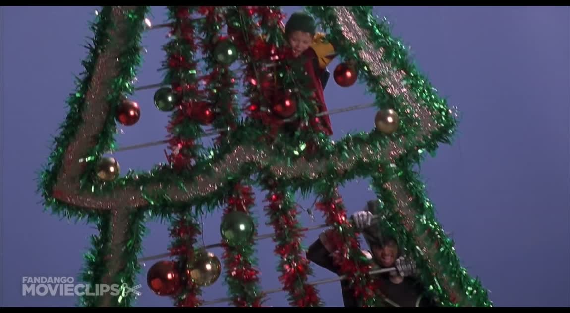 Jingle All The Way: Howard Saves Jamie