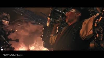 The Matrix Revolutions - Blaze of Glory