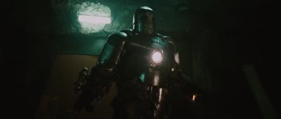 Iron Man - Iron Monger Attacks