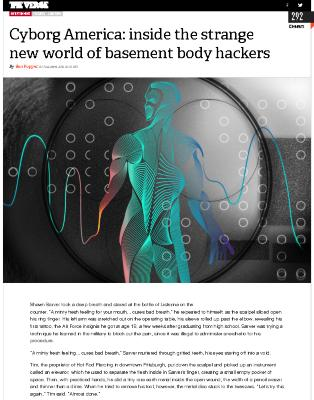 Cyborg America: inside the strange new world of basement body hackers