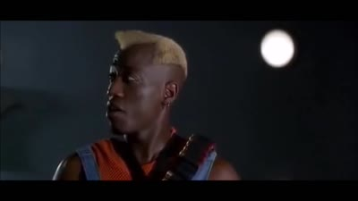 Demolition Man - Where Are All The Phaser Guns?