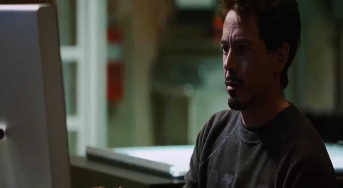 Iron Man - Building the Mark II
