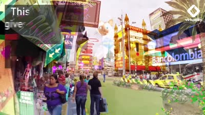 'Hyper-Reality' Shows A Dark Reality For Augmented Reality