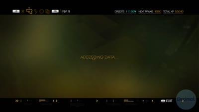 Typhoon Explosive System - Deus Ex: Human Revolution