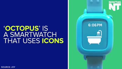 'Octopus' Smartwatch For Kids