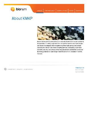 About KMKP