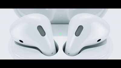 Apple - Introducing Airpods