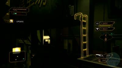Icarus Landing System Augment - Deus Ex: Human Revolution