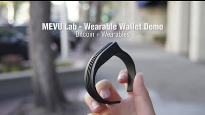 MEVU Wearable + Bitcoin