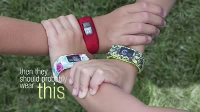 Vivofit Jr. The Activity Tracker Just for Kids