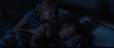 Iron Man 3 - Tony Calls the Mark 42 Accidentally While Sleeping