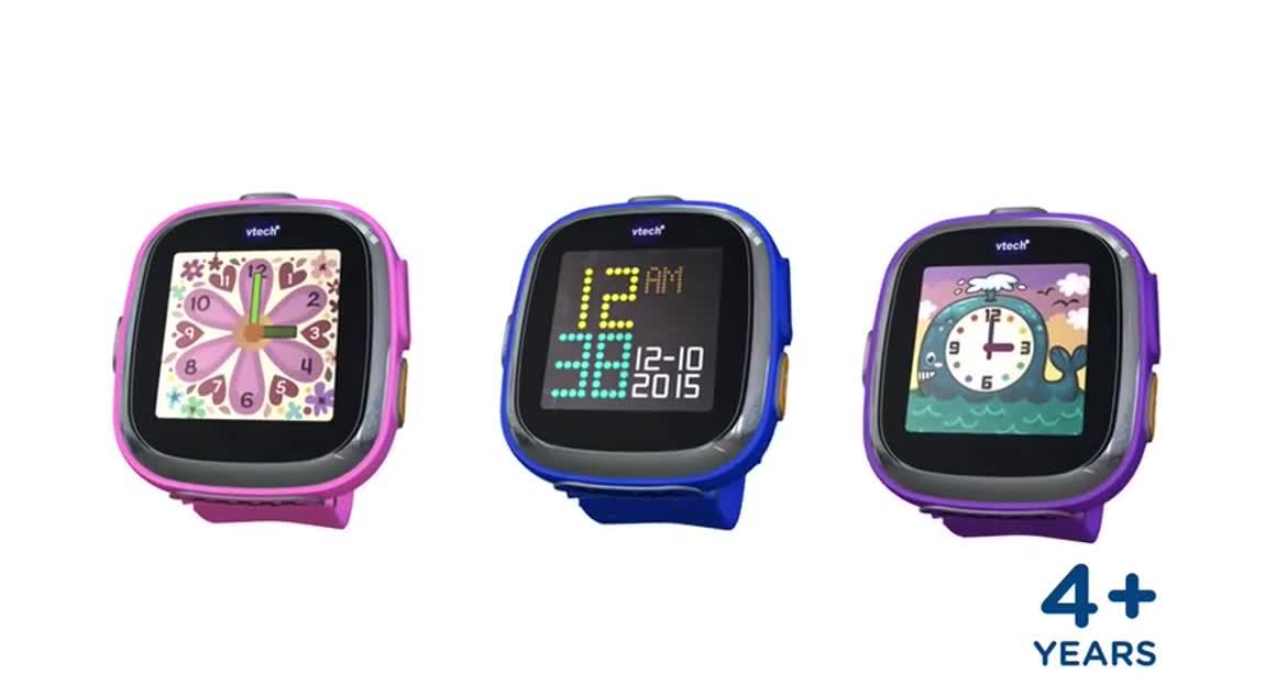 VTech Kidizoom Smartwatch DX: Demo Video
