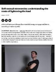 Soft Exosuit Economies: Understanding the Costs of Lightening the Load