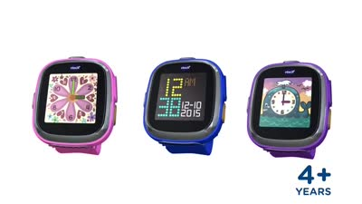 VTech Kidizoom Smartwatch DX: Demo Video