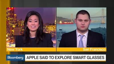 Apple Said to Explore Smart Glasses