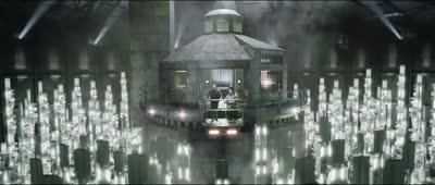 Minority Report - Halo Prison