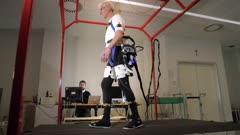 Exoskeleton Prevents Seniors From Falling