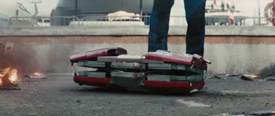 Iron Man 2 - Iron Man Suitcase