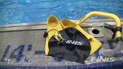 AquaPulse FINIS Verbal Heart Rate Announcement While you Swim