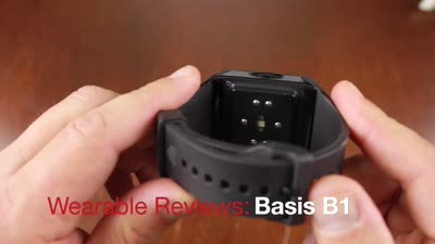 Wearable Review: The Basis B1 Watch