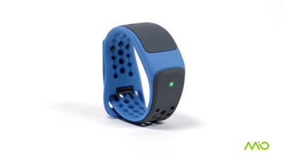 Mio VELO-How to Wear & Use Mio VELO Cycling Heart Rate Wristband