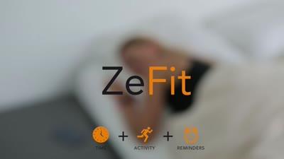 MyKronoz - Commercial - ZeFit