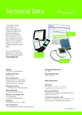 PressureTel by BodyTel