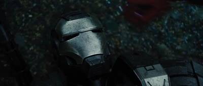Iron Man 2 - Rebooting Rhodes's Suit