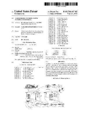 Tamper-resistant monitoring systems and methods (Patent US8736447)