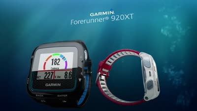 Forerunner 920XT Feature Overview