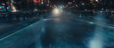 Iron Man 2 - Jarvis Outlines Flight Plan