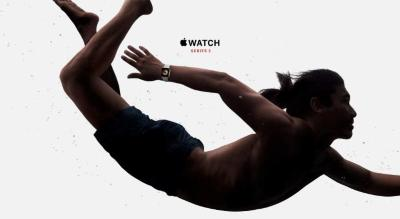 Apple Watch Series 3 Advertisement