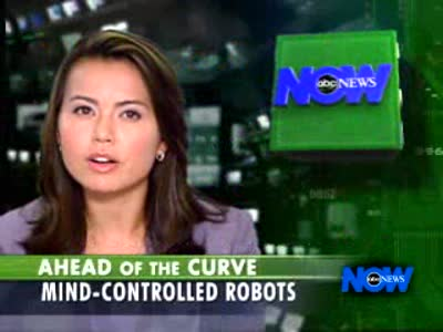 Ahead of the Curve - Mind-Controlled Robots