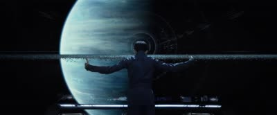 Ender's Game - Holographic Simulation